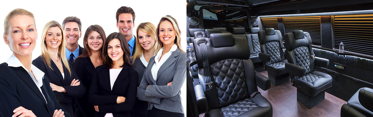Fort Worth Executive Car & Sprinter Coach Services