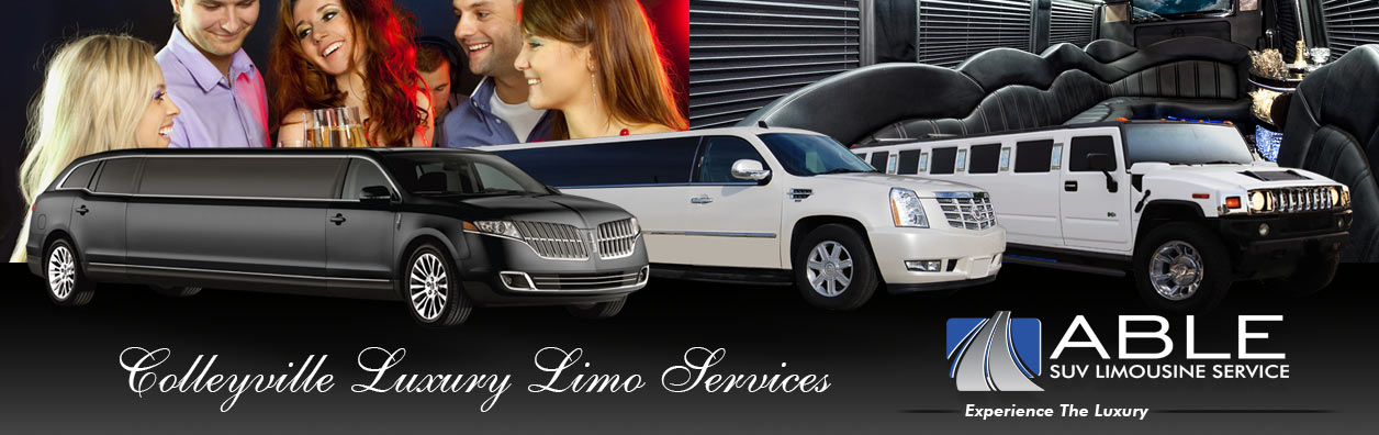 Colleyville Limo Services & Party Bus Rentals