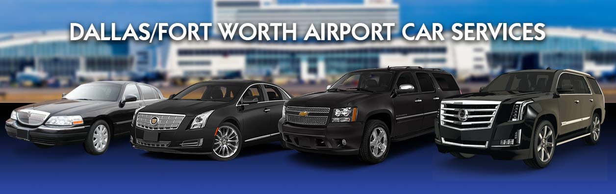 Car Service To Dfw From Denton