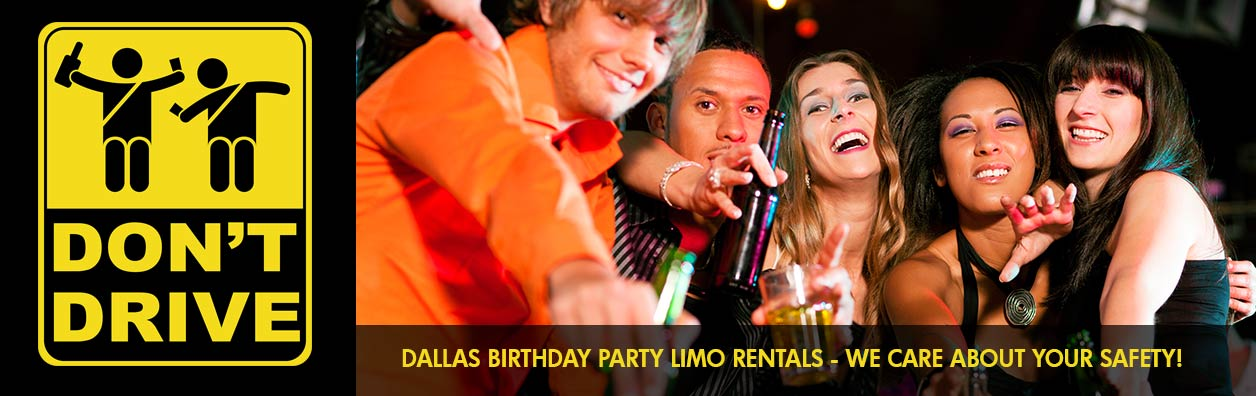 Free Dallas Birtday Limo Quotes