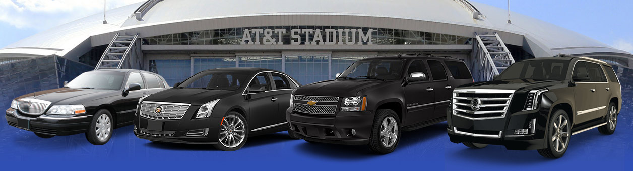 DALLAS FOOTBALL STADIUM CAR & SUV SERVICE