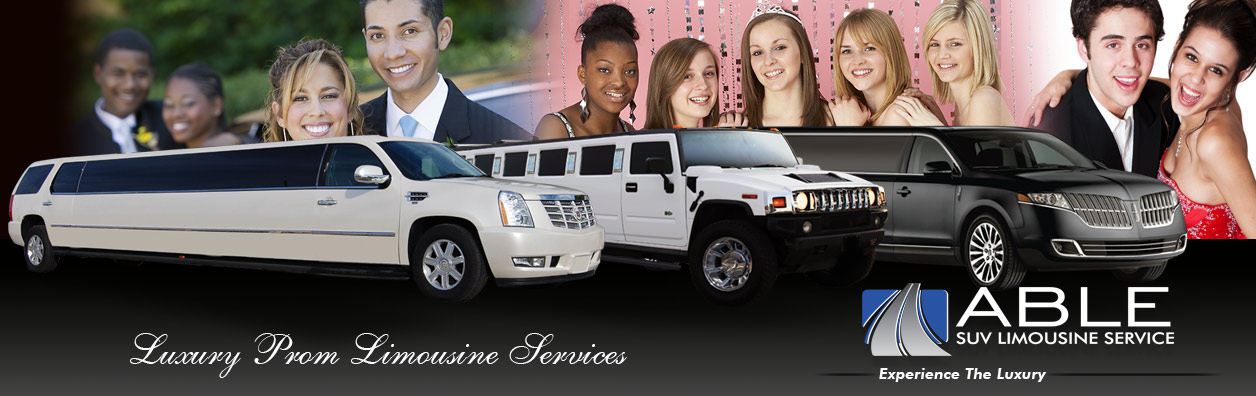 Richardson Prom Limo Rental Service