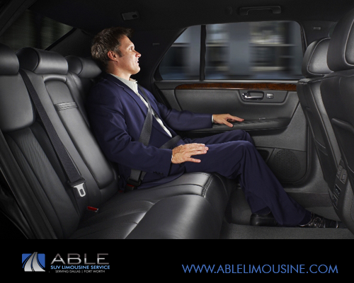 Car Service To Dfw: Able SUV Limousine Service