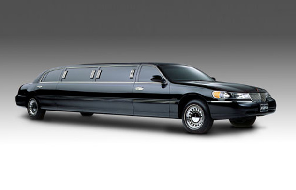 Stretch 10 Passenger Lincoln Limousine