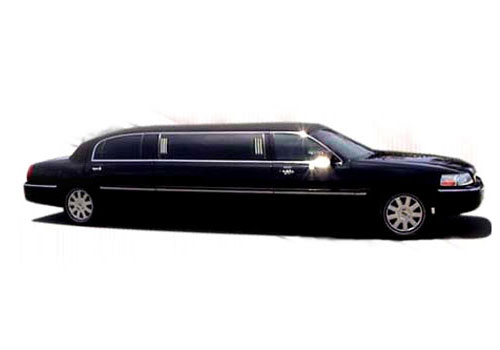 Stretch Limo 6 Passenger Lincoln