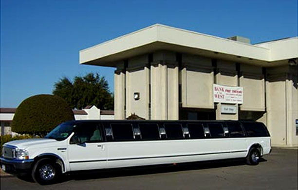 Stretch Excursion Limo 22-28 Passenger