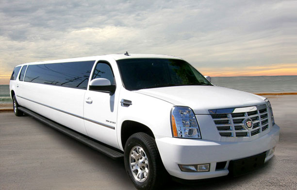 SUV Escalade Stretch Limo