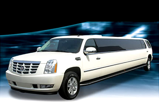 Stretch Escalade Limo 14 & 18 Passenger