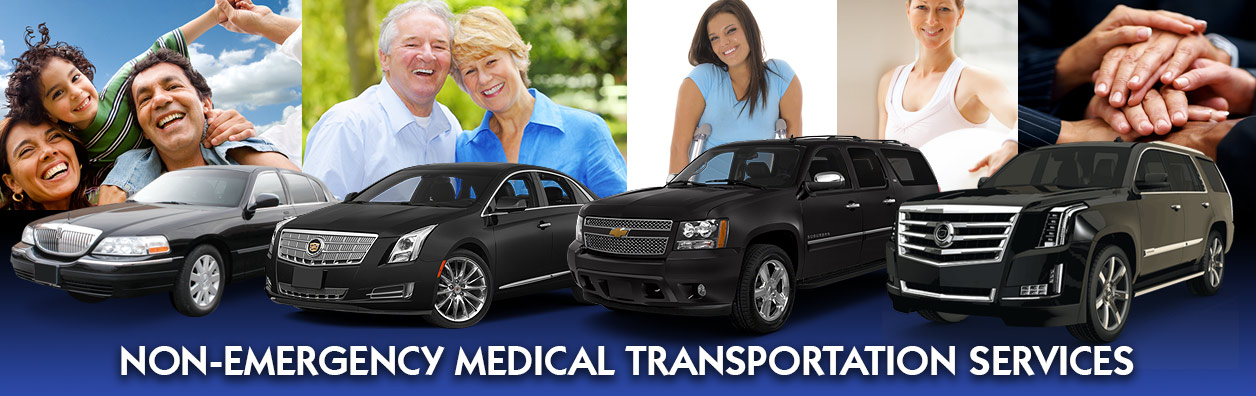Non-Emergency Medical Transportation Services for Dallas / Fort Worth