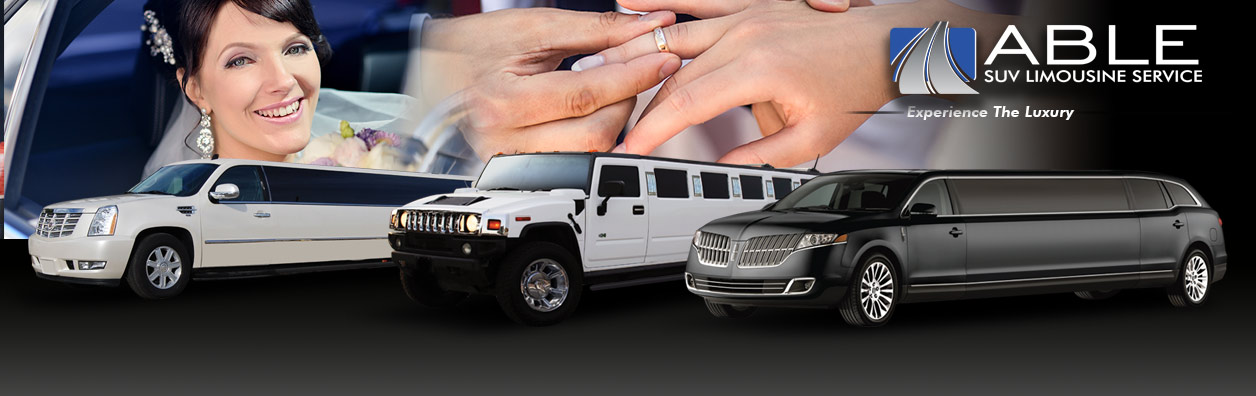 Affordable Dallas Wedding Limousine Rental Packages at Affordable Rates