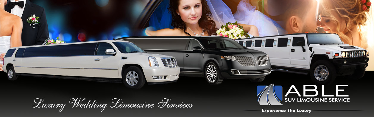 Fort Worth Bridal Party Transportation & Limousines